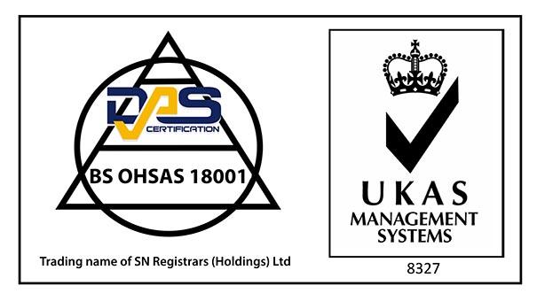 DAS BS OHSAS 18001
