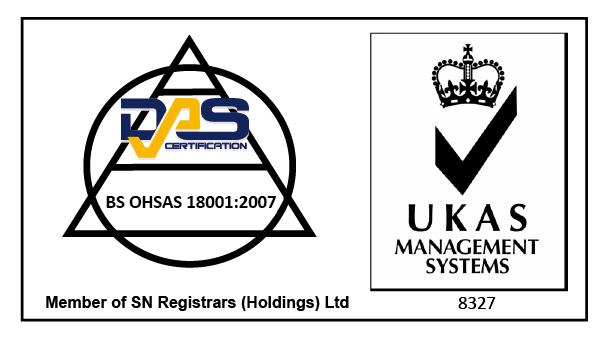 DAS BS OHSAS 18001-2007